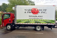 Custom Vinyl Box Truck Wrap